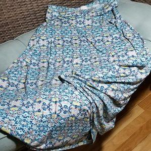 LuLaRoe long skirt. XL